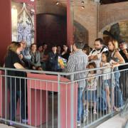 Imatge grup a La Rajoleta