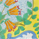 Imatge de la nova rajola de la col·lecció de rajoles de Pujol i Bausis