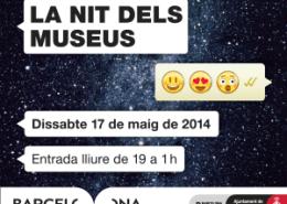 Imatge la nit dels museus 2014