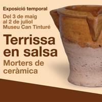 BANDEROLA Trobada ceramistes 2017